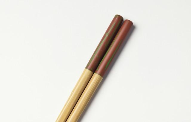 山下工芸 研出箸(大)【Y】