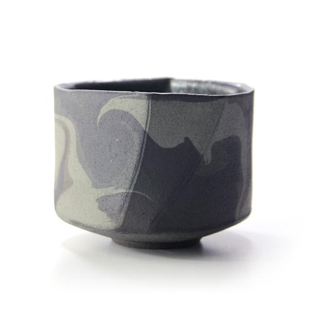 黒 抹茶碗