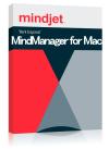 MindManager for Mac 10 英語 アップグレード シングル 永続ライセンス ダウンロード版