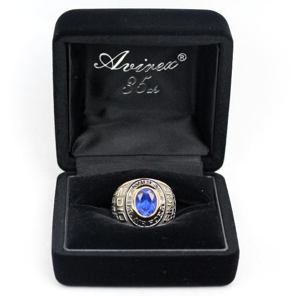 正規取扱 AVIREX U.S.A.(アビレックス) 35th COLLEGE RING GOLD(35周年カレッジリング ゴールド)
