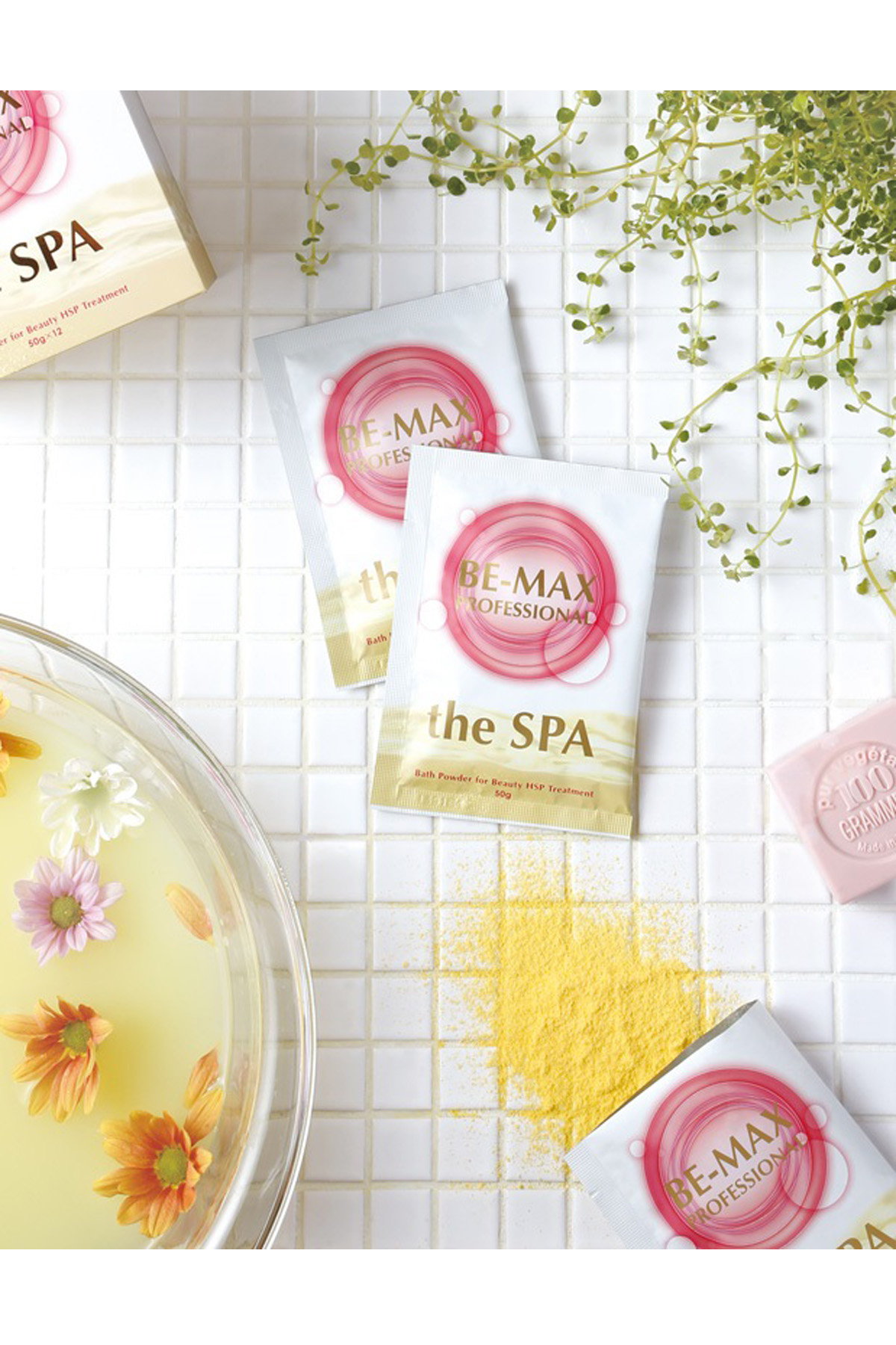 BE-MAX PROFESSIONAL the SPA