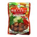 中華風野菜大豆ボール