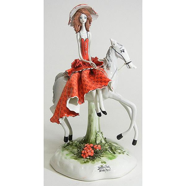 陶器人形 50090