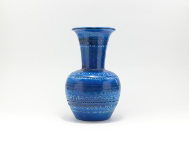 ビトッシ リミニブルー  F87 花瓶