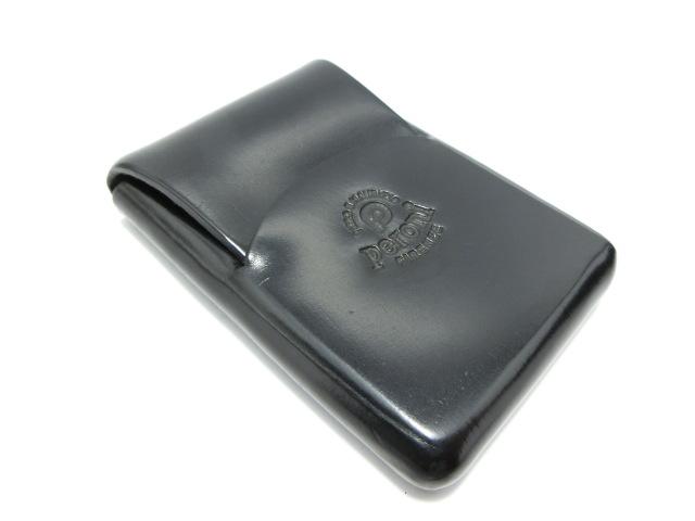 Peroni(ペローニ)   カードケース 1249BL ブラック