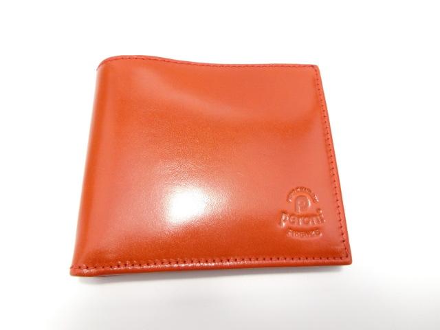 Peroni(ペローニ) 二つ折り財布 811TER ライトブラウン