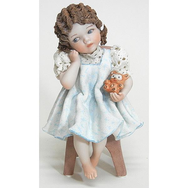 陶器人形 NICOLE