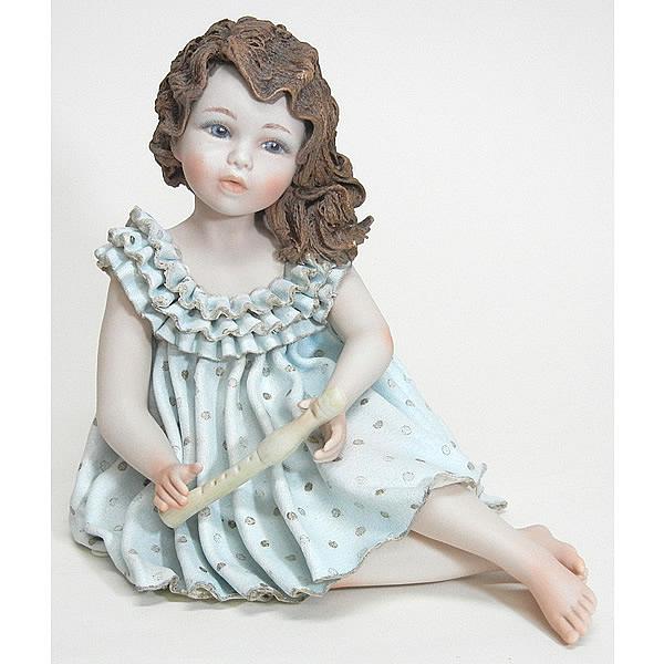陶器人形 PAMINA