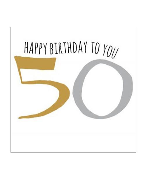 【ベリーボタン】Happy Birthday50