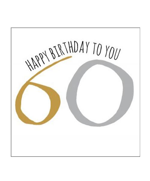 【ベリーボタン】Happy Birthday60