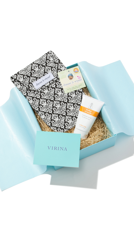 【ヴィリーナ ギフト】<ギフトラッピング&ギフトカード付>出産祝いべビーギフトセット(ユニセックス)