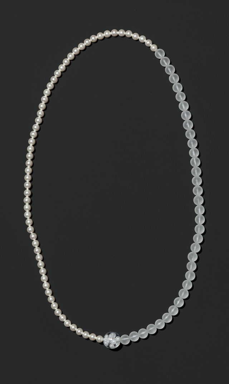 【ジュティク(JUTIQU)】CosumoClear1ネックレス(67cm)