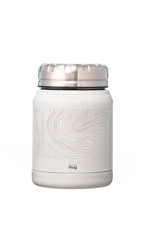 【アーキ】archi×ThermoMug Thak food container