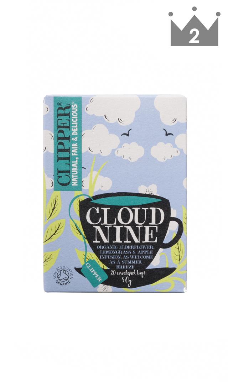 【CLIPPER】ノンカフェインオーガニックハーブティー(クラウドナイン)