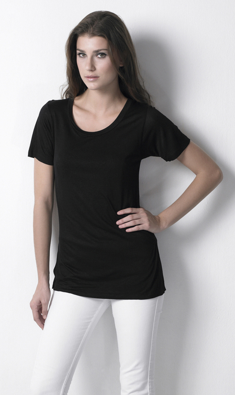 【ドーテ】ナーシング・クラッシックTシャツ(ブラック)
