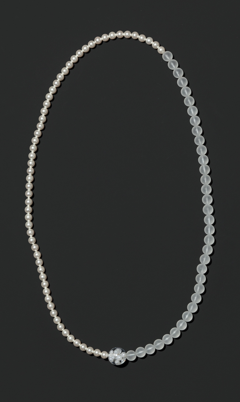 【JUTIQU】CosumoClear1ネックレス(67cm)