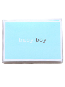 【ローラリン デザイン】カード(男の子用)