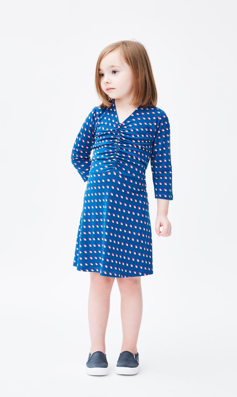 【Little LEOTA(リトルレオタ)】ソフィアドレス(ブリット)/2-6歳