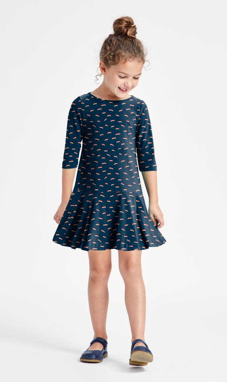 【リトルレオタ(Little LEOTA)】ケルシードレス(リブレ)5-8歳