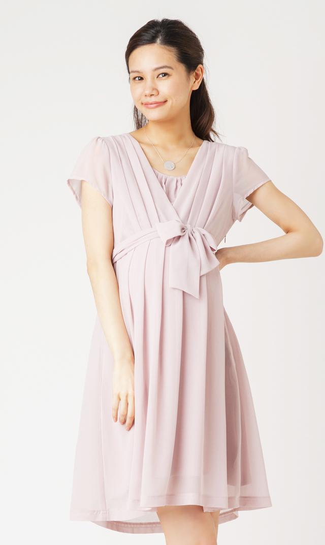 【セラフィン(seraphine)】ジョディナーシングドレス(ブラッシュ)