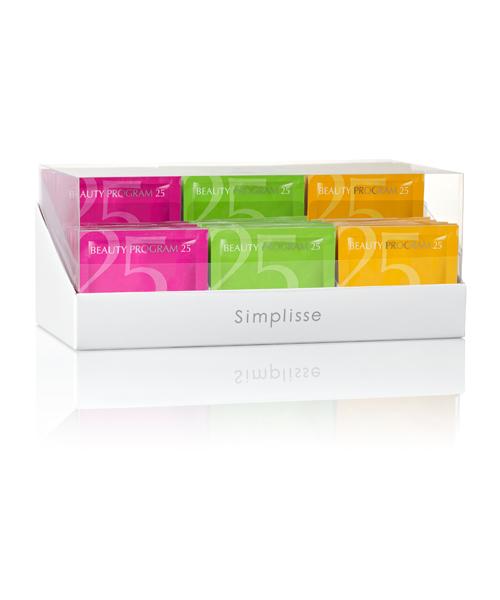 【シンプリス(SIMPLISSE)】ビューティープログラム25(60 袋)