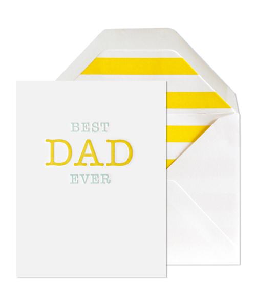 【シュガーペーパー】best dad ever