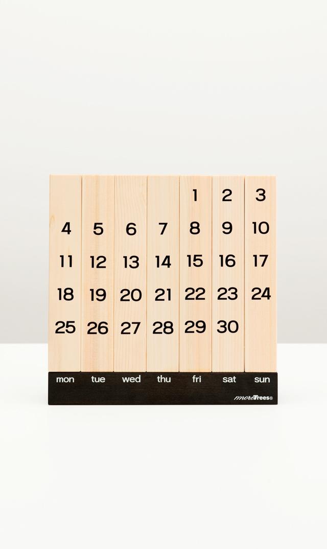 【モア・トゥリーズ】万年カレンダー