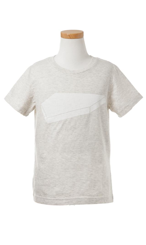 【ザパークショップ】ホームベースTシャツ(ホワイト)