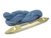 手漉き和紙糸(藍染)
