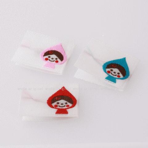 挟みタグ-頭巾ちゃんセット