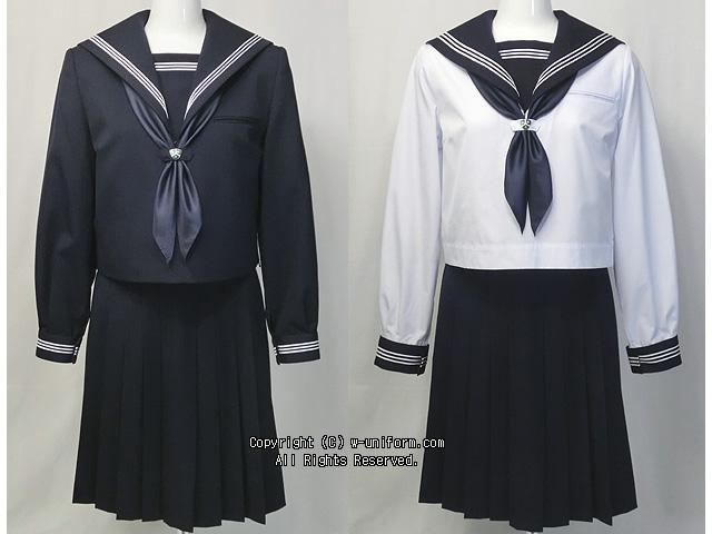 金蘭会高校の制服