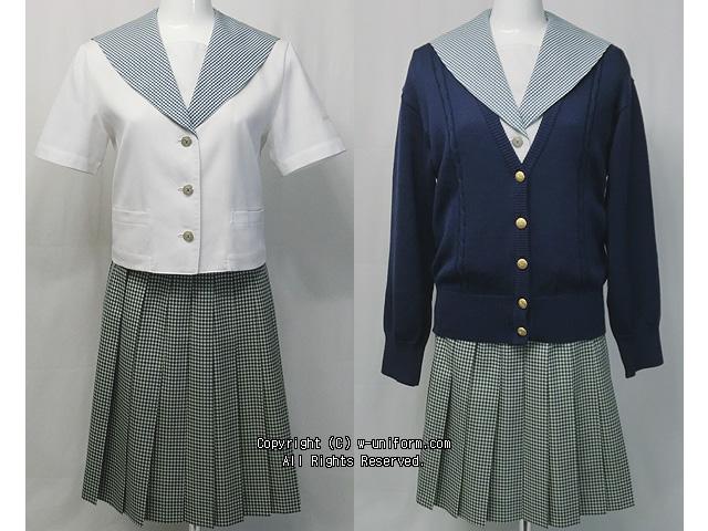 就実高校の制服