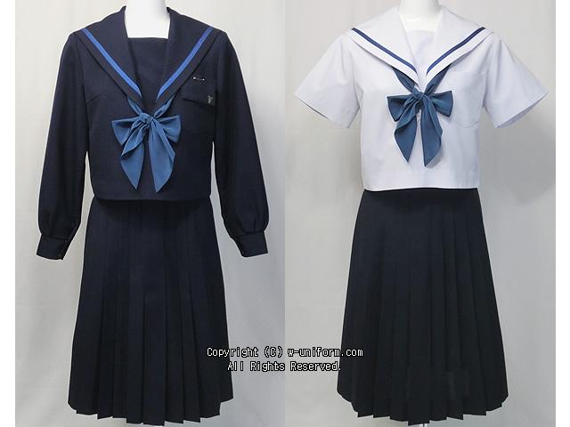 刈谷南中学校制服
