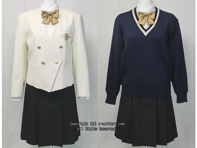 國學院大學栃木高校の制服