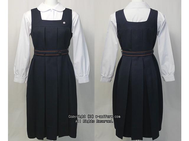 京都聖母学院高校の制服