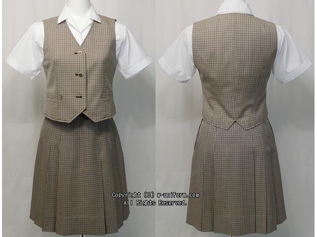 不二聖心女子学院の制服