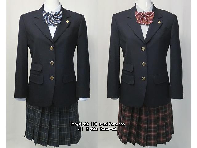 柏日体高校の制服