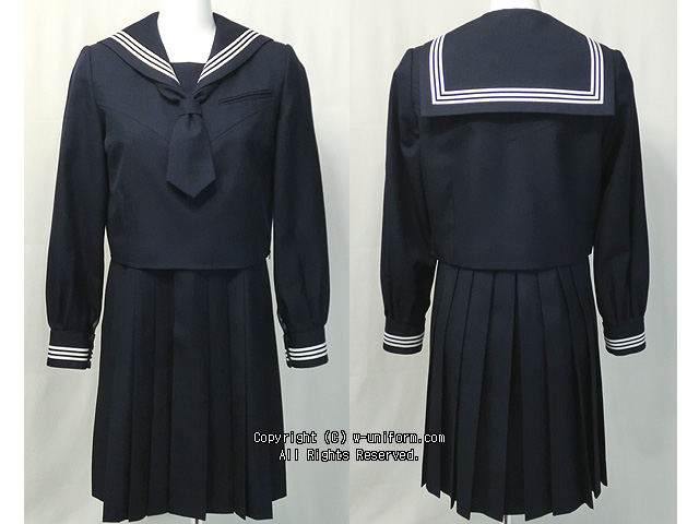 狭山ヶ丘高校の制服