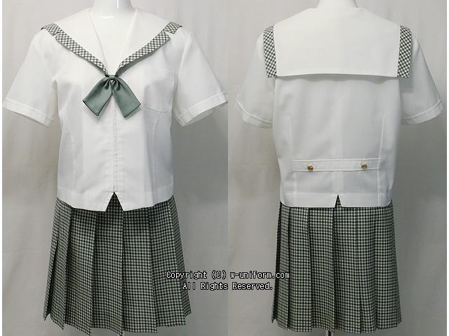 須賀川桐陽高校の制服