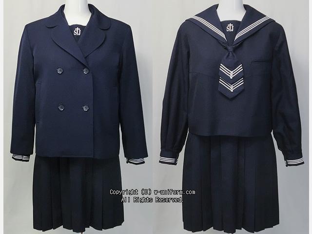 聖ヨゼフ学園の制服