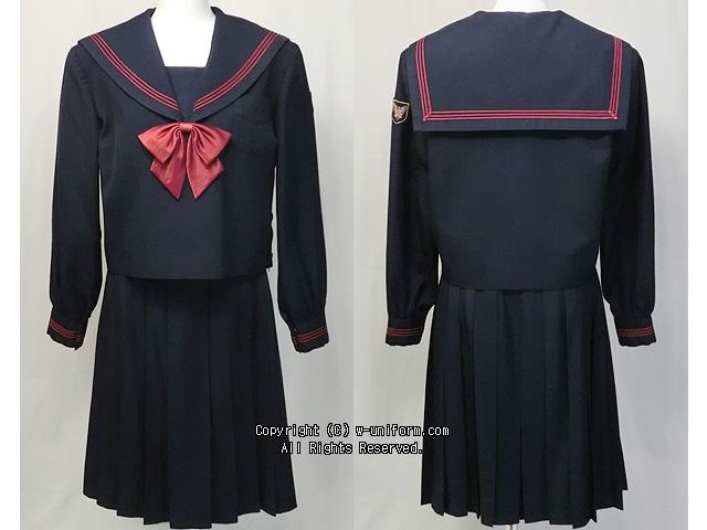 横浜隼人高校の制服