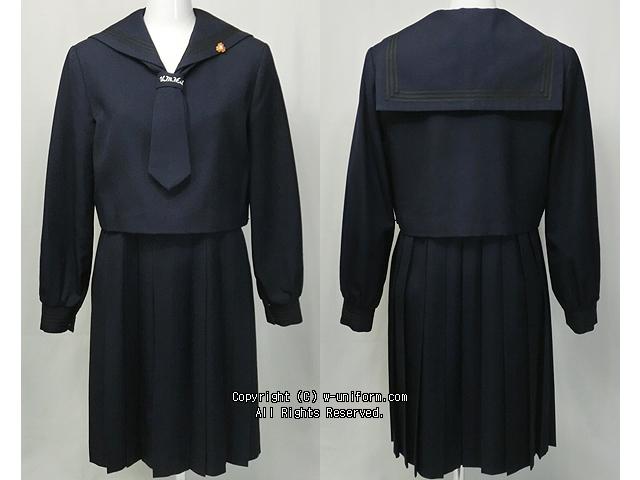さいたま市立浦和高校の制服