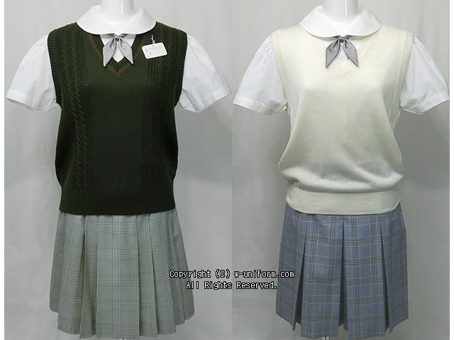 洗足学園高校の制服