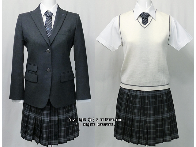 東北高校の制服