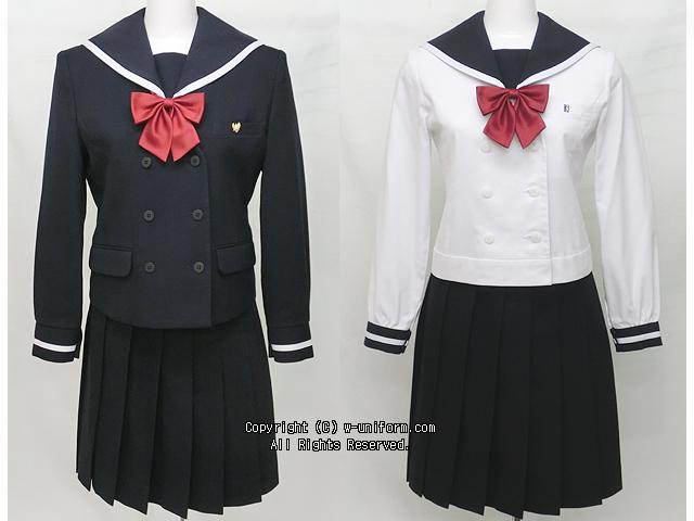 金沢学院東高校の制服