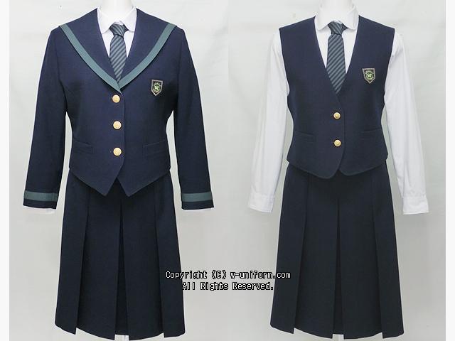 岐阜女子高校の制服
