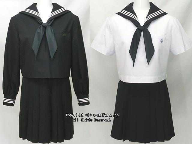 江東商業高校制服(冬・夏)