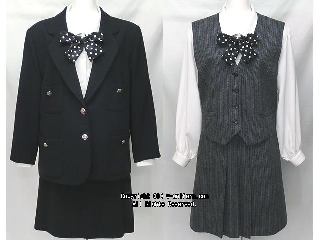 聖徳大学の旧制服