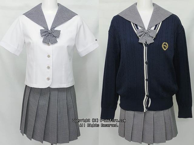 武蔵越生高校の制服