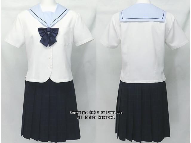 水戸女子高校の制服